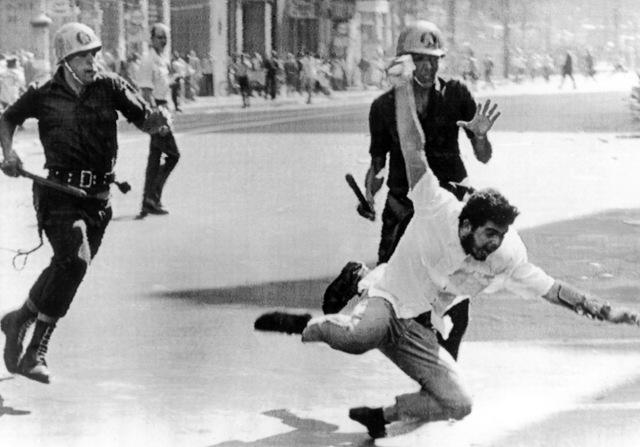 Studentenunruhen in Brasilien 1968